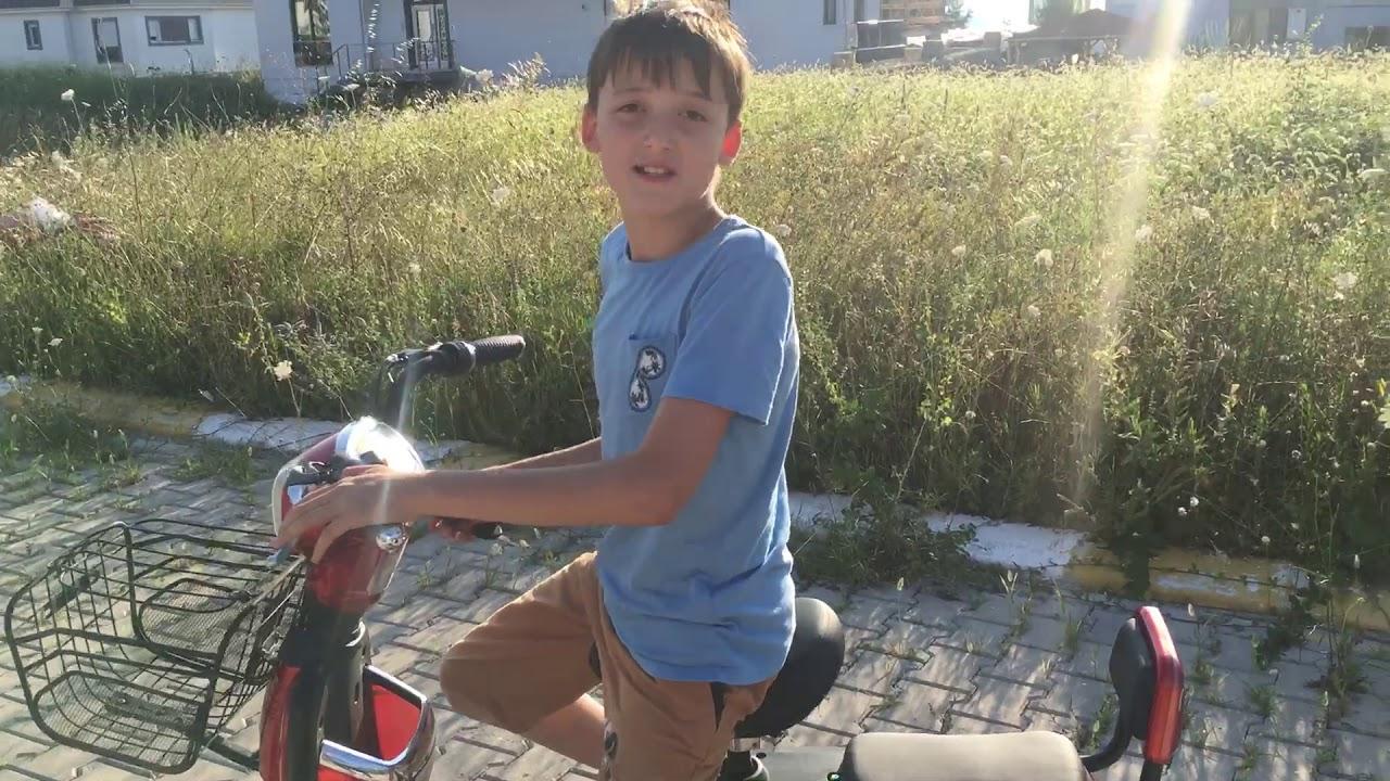Elektrikli bisiklet ile gezdik! Volta VSM ile 50 kuruşa 50 KM!
