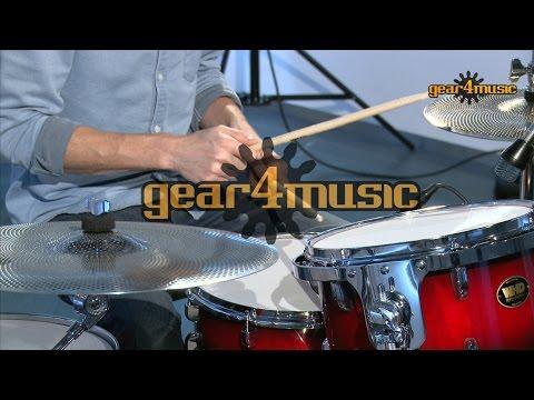 WHD Quiet Practice Cymbals Demo