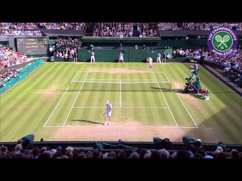 Thumbnail: The Best Game Ever? Murray v Federer
