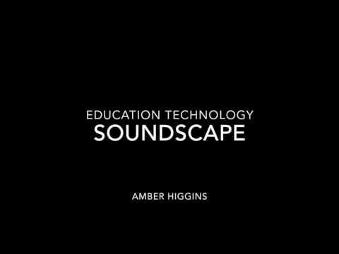 Amber Higgins Soundscape