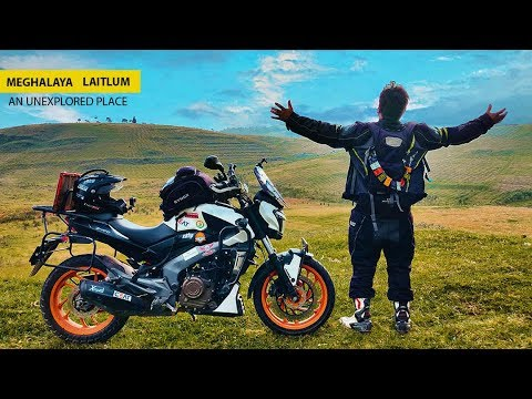 FOG WALA MEGHALAYA - ALL INDIA RIDE - Laitlum An Unexplored Place In Northeast India - DAY 116