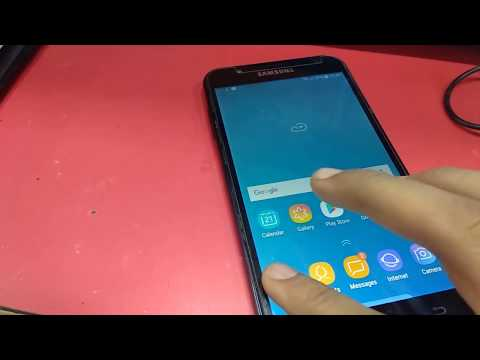 Samsung J701F (J7 NXT 2018) Frp Remove Latest Security Patch