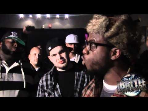 iBATTLE WORLDWIDE Presents: White Cheddar vs. Sir Locksley *PROMO*