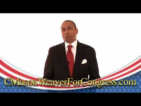 Mason Weaver US Congress, San Diego 53rd District
