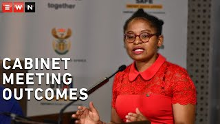 Acting Minister in the Presidency Khumbudzo Ntshavheni has announced that a national state of disaster has been declared following tropical storm Eloise which has left a trail of destruction in various parts of the country. Ntshavheni was delivering the Cabinet meeting outcomes on 26 February 2021, during which she also addressed other issues including gender-based violence.