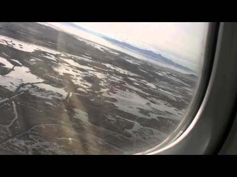 Canadair Regional Jet 700 ER Takeoff from Salt Lake City