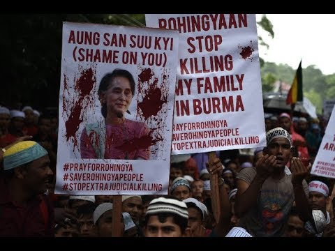 A Simple Question: Continued Violence on Myanmar's Rohingya