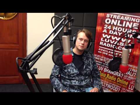 Kiureli (Shava) Luv Asia Radio Interview