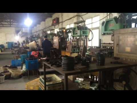 Vacuum Compression Molding Machine/ Compression Molding Machine/ Rubber Compression Molding Press