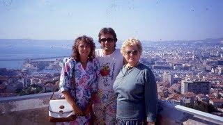 Aix en Provence 1989 et 94 chez Régine et Serge