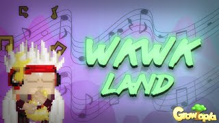 Growtopia WKWK Land Music Video