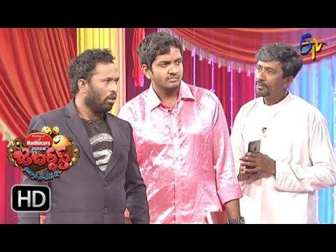 Kiraak RP Performance | Jabardasth |  25th January 2018   | ETV  Telugu