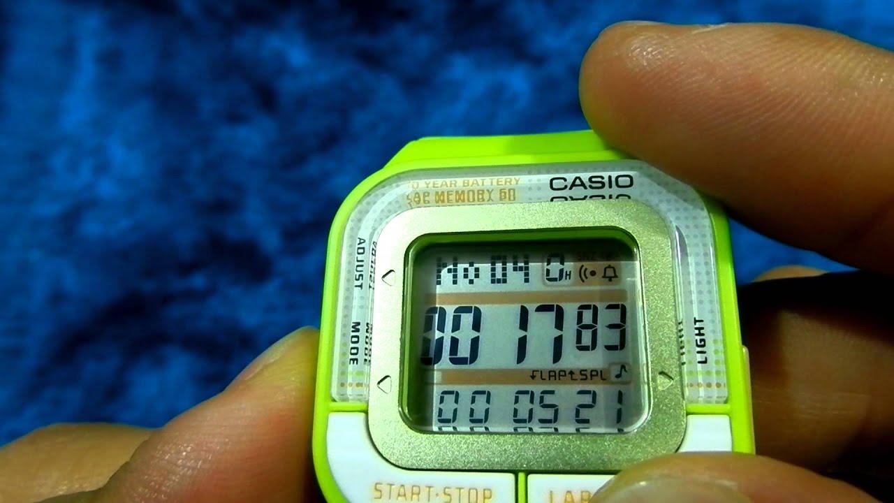 Casio SDB-100-3A - YouTube