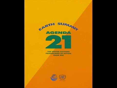 AGENDA 21: THE GREATEST THREAT TO FREEDOM WORLDWIDE.