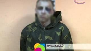 Погоня в центре Смоленска