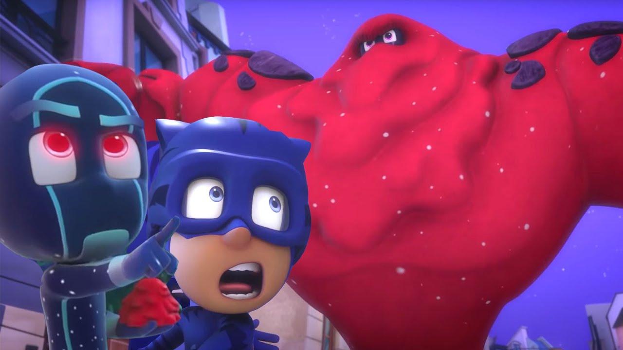 Heroes en Pijamas en Español | Triple Episodes | HD | Dibujos Animados