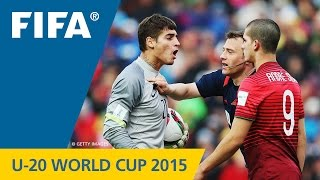Brazil v. Portugal - Match Highlights FIFA U-20 World Cup New Zealand 2015