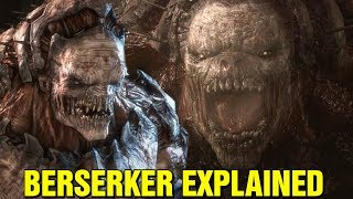 WHAT ARE BERSERKERS IN GEARS OF WAR? LAMBENT BERSERKER EXPLAINED LORE HISTORY