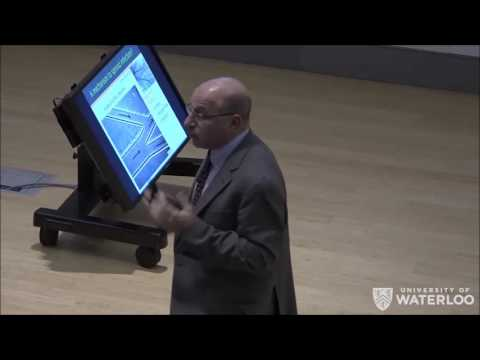Professor Howard Stone - Waterloo Institute for Nanotechnology Distinguished Lecture