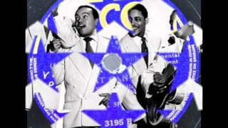 Ink Spots - When the Swallows Come Back to Capistrano - Decca  3195 - 5/13/40