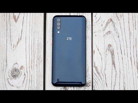 ZTE Blade A7 2020 - Обзор