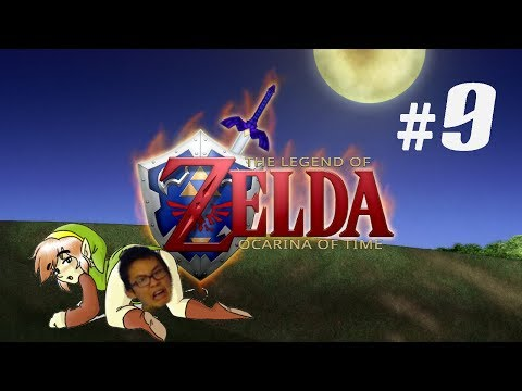 Ocarina of Time (Gamecube): Part 9 - Sexy Fortress and Then Spirit Temple