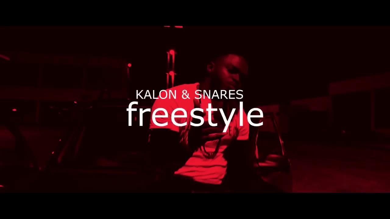 Download KALON x SNARES_BACK2RAP02 #FreestyleVideo 🇬🇦🇬🇭