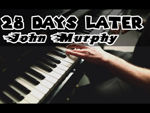 28 Days Later Theme - (In a Heartbeat) by John Murphy - Piano