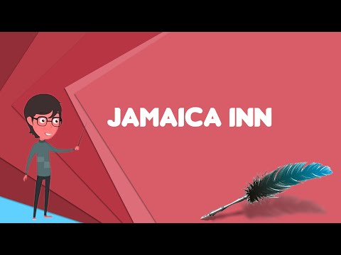 What is Jamaica Inn (novel)?, Explain Jamaica Inn (novel), Define Jamaica Inn (novel)