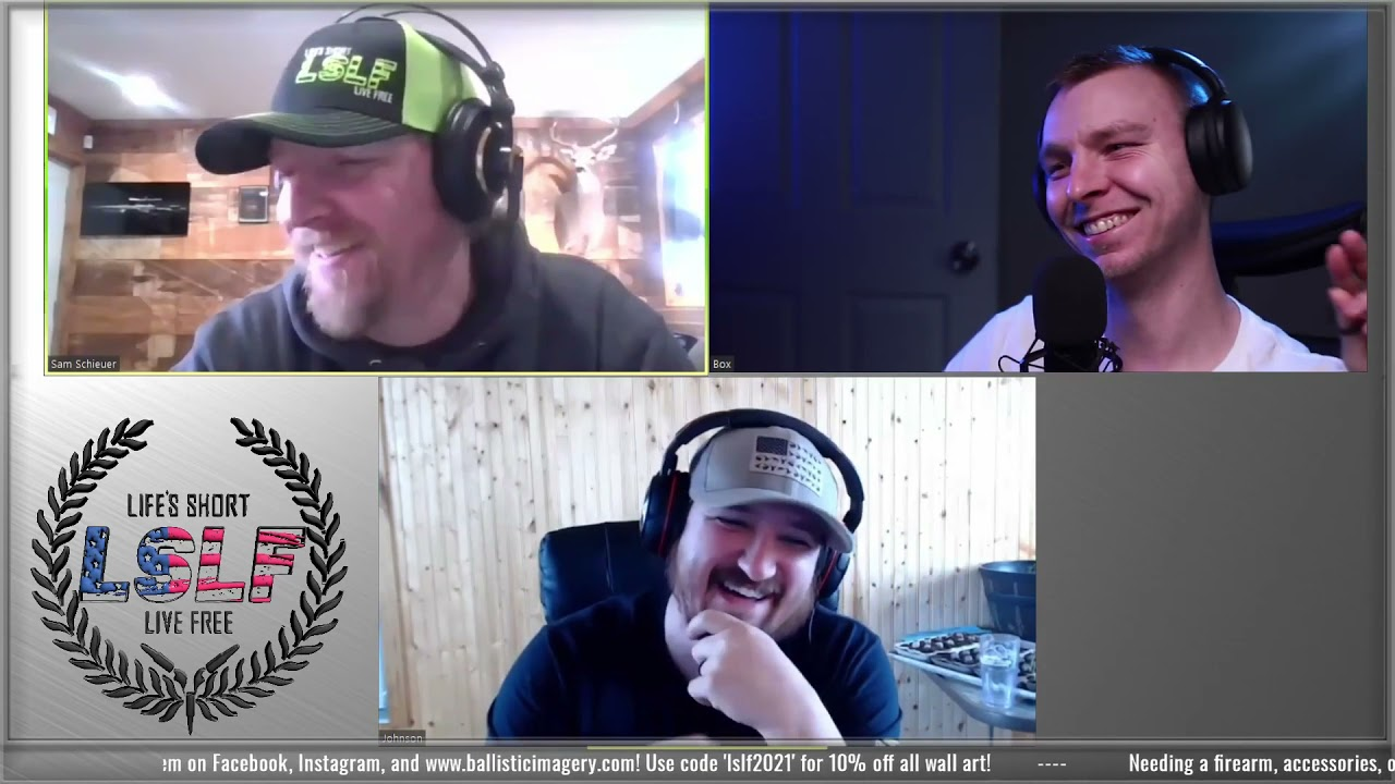 LSLF Podcast # 53 - Suez Canal Blocked, Bumpstock Ban Overruled and Tactical Wall Hangers