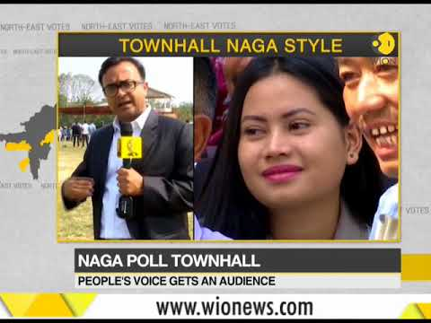 Nagaland poll activity intensifies; villagers hold candidates to account
