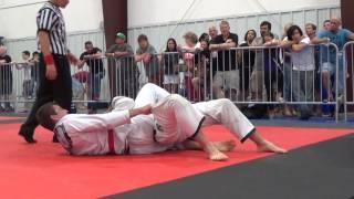 AGF Dallas BJJ Championships 2014 - Rob Crosley (Alvarez BJJt) vs. TBD