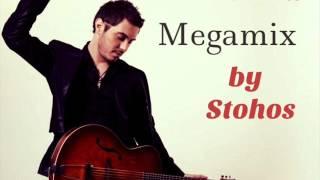 Mixalis Xatzigiannis Megamix 1998-2017 ( Dance,Pop,Mpalantes ) u