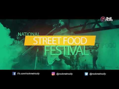 MetroCity Live @ Street Food Festival