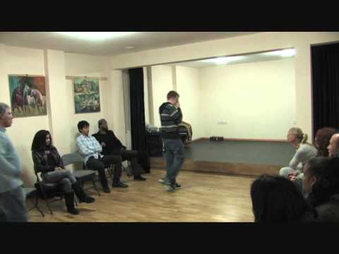 Esoteric Drama Group Body Language