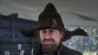 Red Dead Redemption 2 - Scarecrow Sombrero Location (Found/Stolen Hats)
