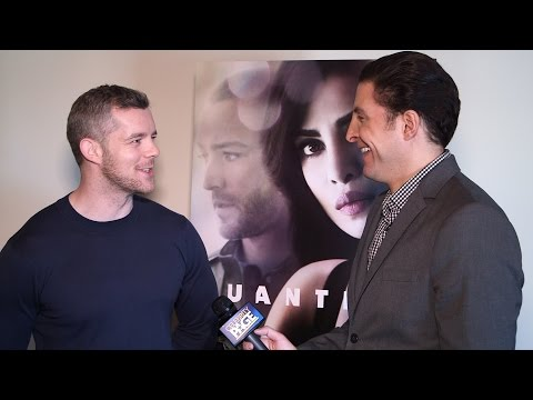"Russell Tovey Talks ""Quantico"" Behind The Velvet Rope with Arthur Kade"