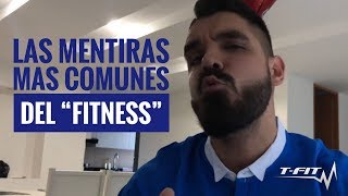 LAS MENTIRAS MAS COMUNES DEL #FITNESS