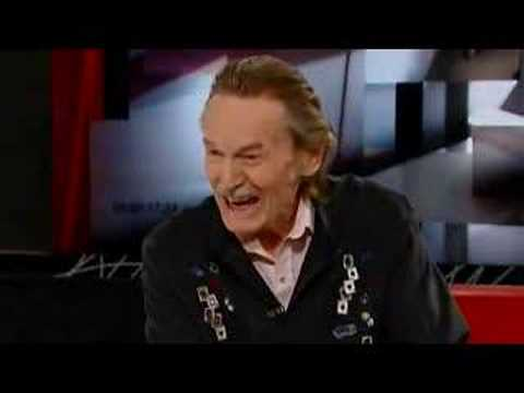 Gordon Lightfoot on The Hour with George Stroumboulopoulos
