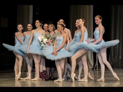 Hardest Ballet Exam 2017 - (Bolshoi Ballet Academy)