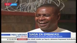 Mchuano wa Embakasi utakuwa kati ya ODM na Wiper |KTN MBIU