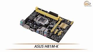 ASUS H81M-K - видеообзор материнской платы