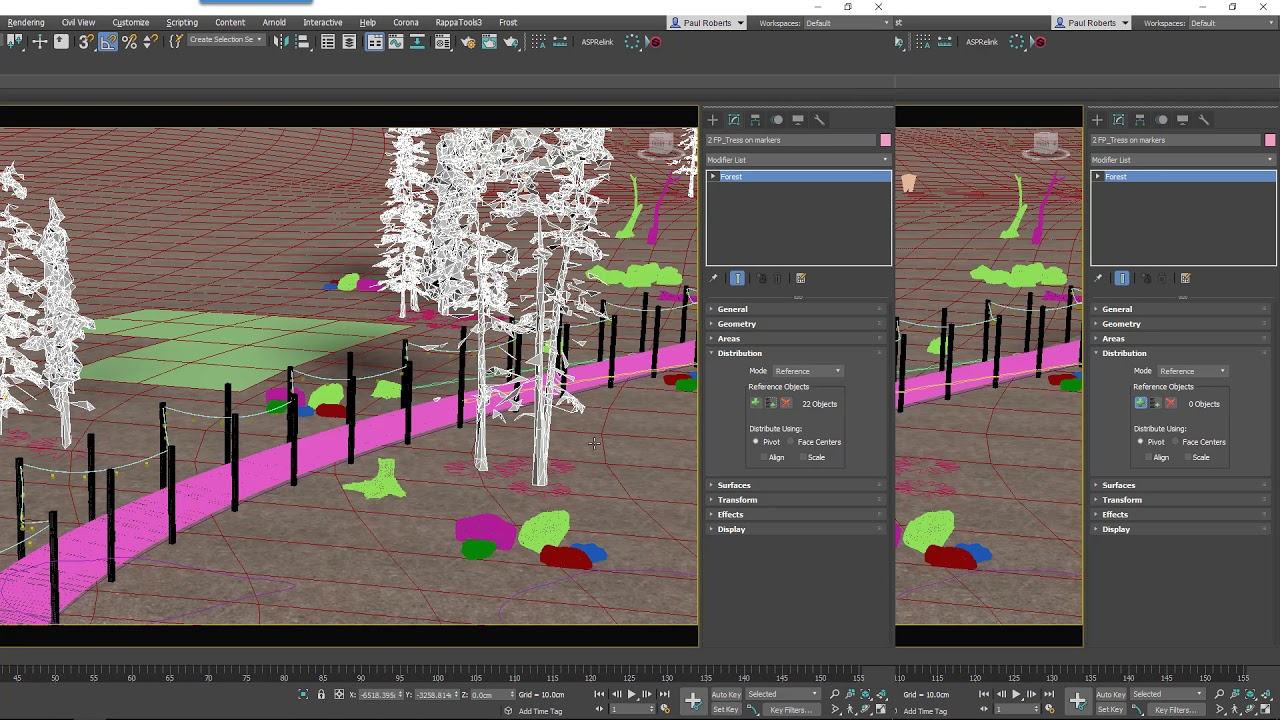 iToo Software ships Forest Pack 6 1 5 for 3ds Max | CG Channel