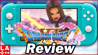 Dragon Quest XI S: Definitive Edition Review (Nintendo Switch) (Video Game Video Review)