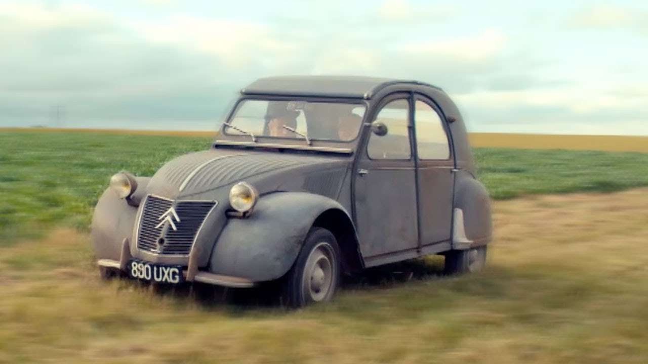 a citroen 2cv challenge top gear series 25 youtube. Black Bedroom Furniture Sets. Home Design Ideas
