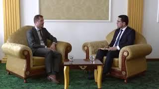 Интервью Питера Янека - главы европейского Департамента Всемирной туристической организации!
