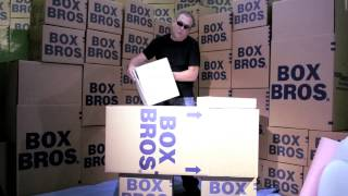 Tips On How To Pack A File, Or Document Storage Box