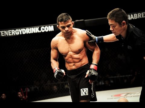 Bibiano 'The Flash' Fernandes ONE FC Champion MMA Highlights [HELLO JAPAN]