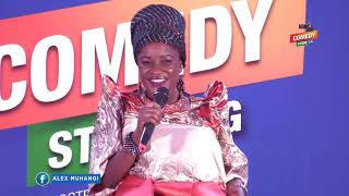 Alex Muhangi Comedy Store May 2019 - Ssenga Justine Nantume (Real Talk)