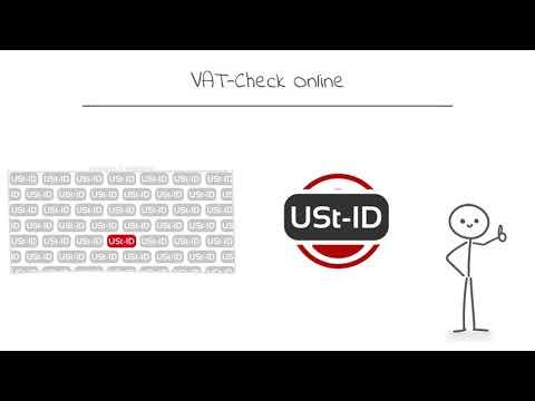VAT Check Online - ic innovative software GmbH